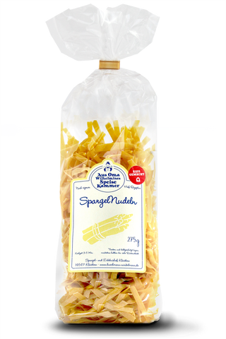 Spargel Nudeln