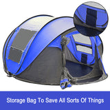 Outdoor Waterproof Pop Up Tent