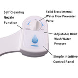 Toilet Bidet Water Wash Clean
