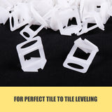 800 Tile Leveling System Clips Levelling Clips