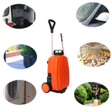 16L Electric Backpack Trolley Sprayer
