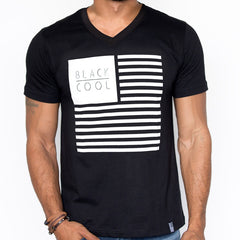Black Cool - Renaissance Vintage Tee - Ultra Premium Apparel & Accessories