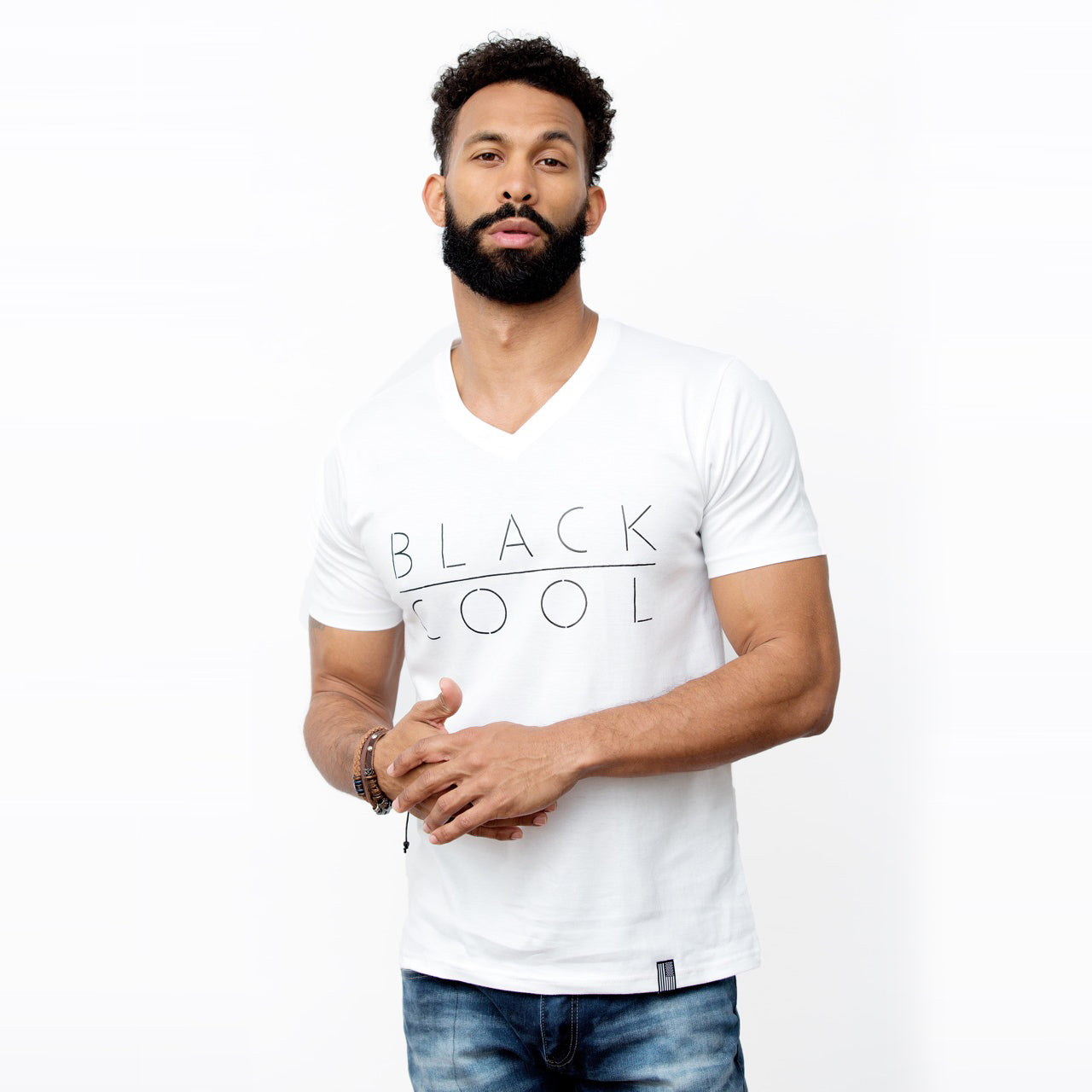 BlackCool - Classic Vintage Tee - Ultra Premium Apparel & Accessories