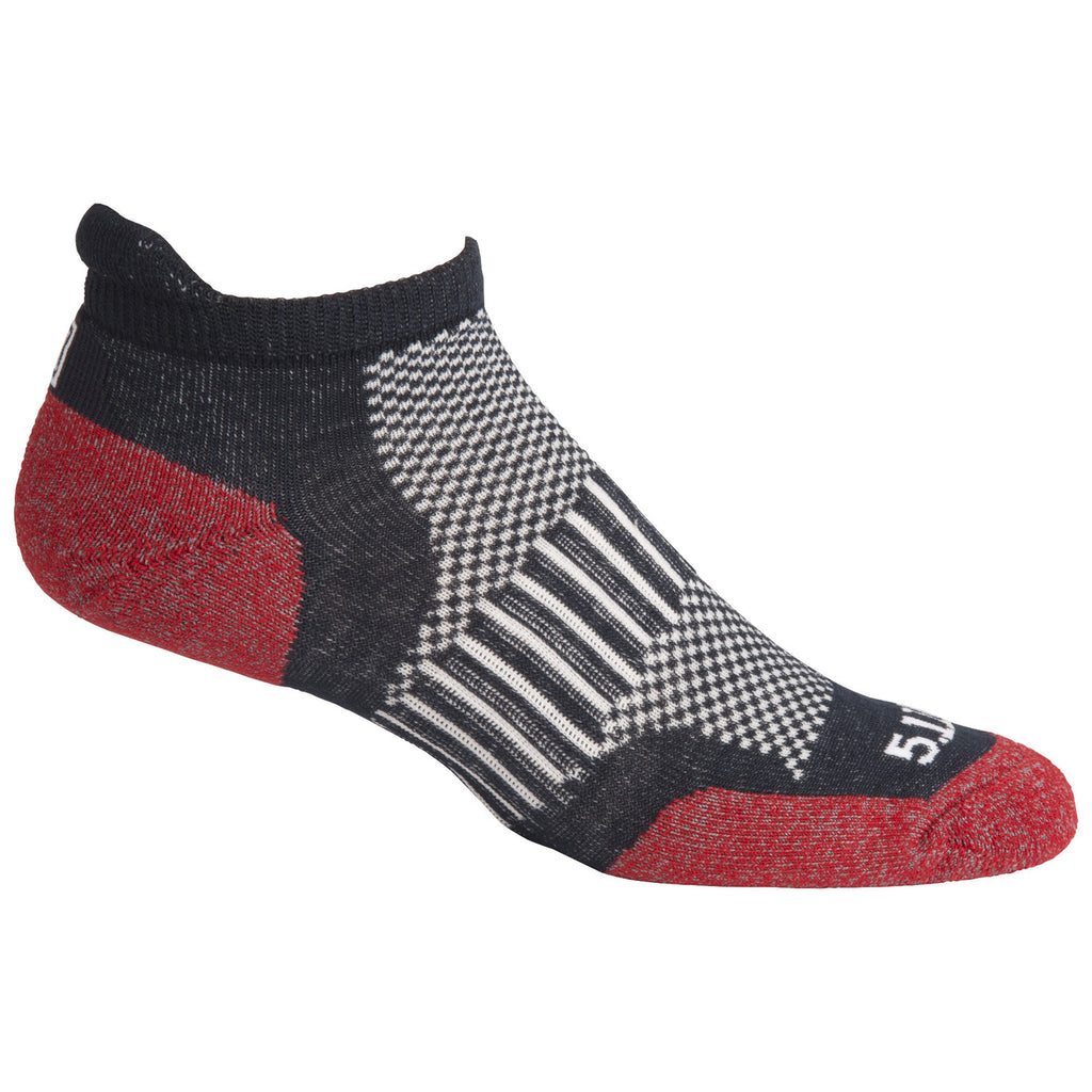5.11 ABR TRAINING SOCK - LAVA