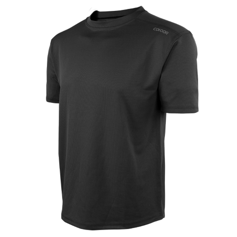 CONDOR MAXFORT TRAINING TOP - BLACK