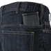 CONDOR CIPHER JEANS - BLUE BLACK