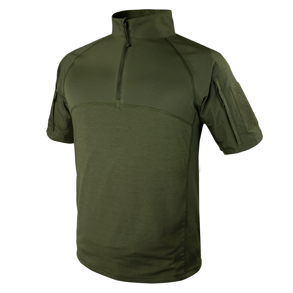 CONDOR SHORT SLEEVE COMBAT SHIRT - OD