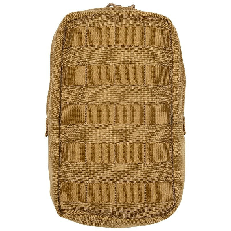5.11 TACTICAL 6.10 VERTICAL POUCH - FLAT DARK EARTH - Hock Gift Shop | Army Online Store in Singapore