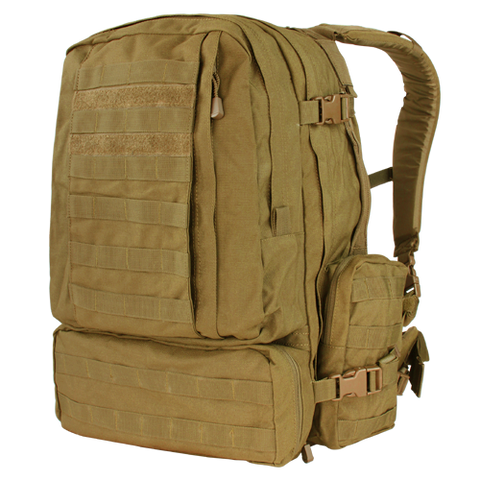 CONDOR 3-DAY ASSAULT PACK - COYOTE