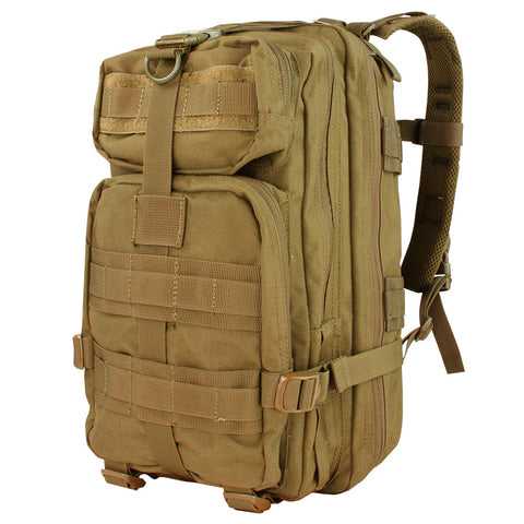 CONDOR COMPACT ASSAULT PACK - COYOTE BROWN