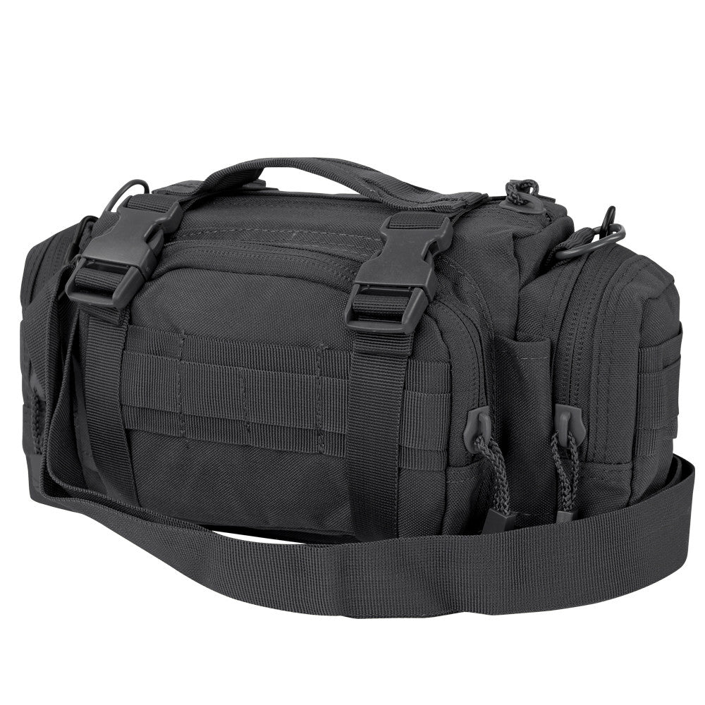 CONDOR DEPLOYMENT BAG - BLACK