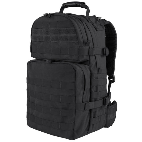CONDOR MEDIUM ASSAULT PACK - BLACK