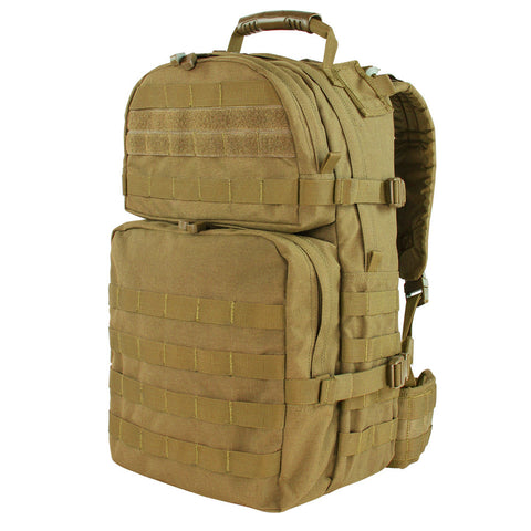 CONDOR MEDIUM ASSAULT PACK - COYOTE BROWN
