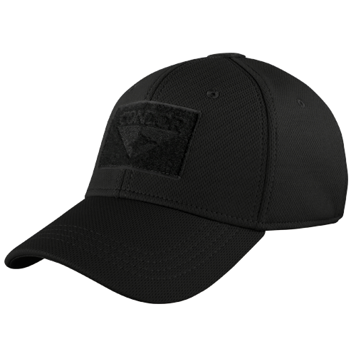 CONDOR FLEX TACTICAL CAP - BLACK - Hock Gift Shop | Army Online Store in Singapore