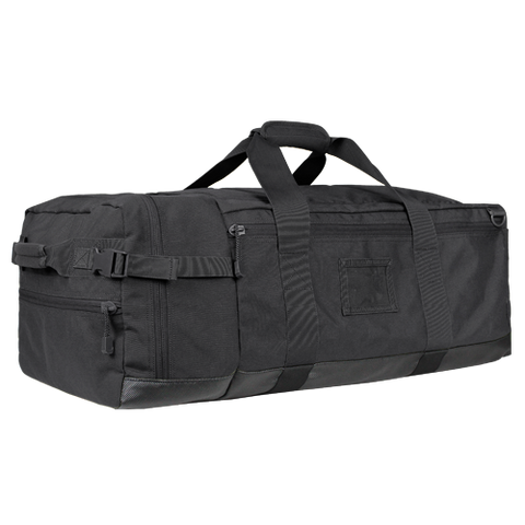 CONDOR COLOSSUS DUFFLE BAG - BLACK