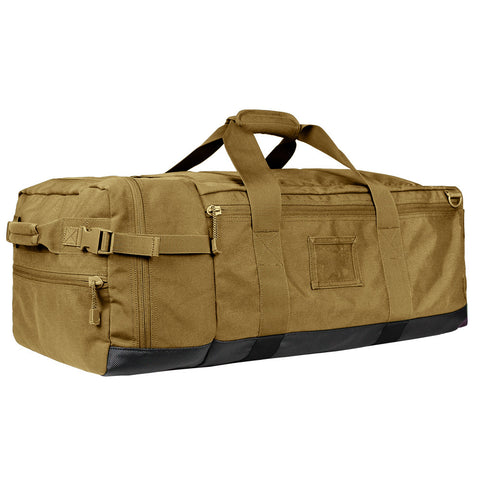 CONDOR COLOSSUS DUFFLE BAG - COYOTE BROWN