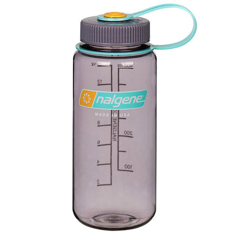 NALGENE WIDE MOUTH 400 ML - AUBERGINE