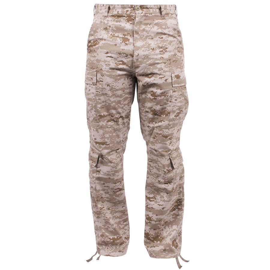 ROTHCO PARATROOPER FATIGUE PANTS - DESERT DIGITAL - Hock Gift Shop | Army Online Store in Singapore