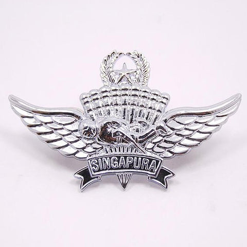 SAF #3 PIN - ADVANCED MILITARY FREEFALL - Hock Gift Shop | Army Online Store in Singapore