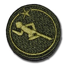 SAF #4 BADGE - IPPT GOLD - Hock Gift Shop | Army Online Store in Singapore