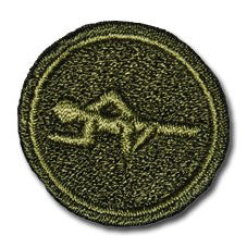 SAF #4 BADGE - IPPT SILVER - Hock Gift Shop | Army Online Store in Singapore