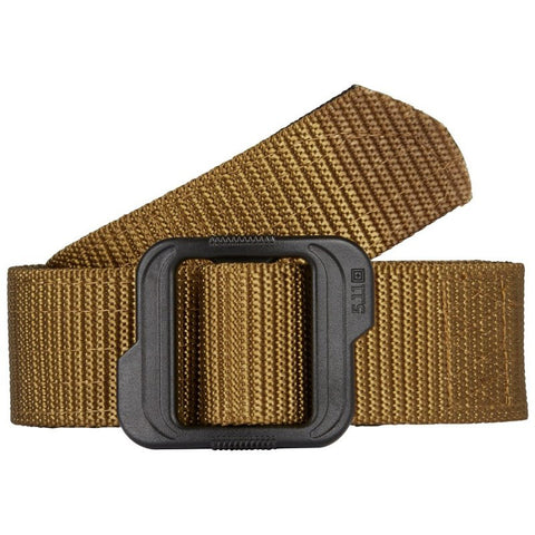 "5.11 DOUBLE DUTY TDU BELT 1.5"" WIDE - COYOTE - Hock Gift Shop 