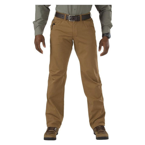 5.11 RIDGELINE PANTS - BATTLE BROWN - Hock Gift Shop | Army Online Store in Singapore