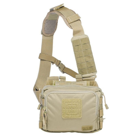 5.11 TACTICAL 2 BANGER BAG - SANDSTONE - Hock Gift Shop | Army Online Store in Singapore