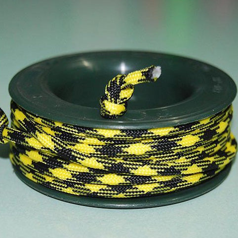 550 PARACORD MINI SPOOL - BUMBLE BEE - Hock Gift Shop | Army Online Store in Singapore