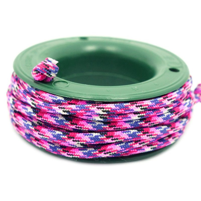 550 PARACORD MINI SPOOL - COUNTRY GIRL CAMO - Hock Gift Shop | Army Online Store in Singapore