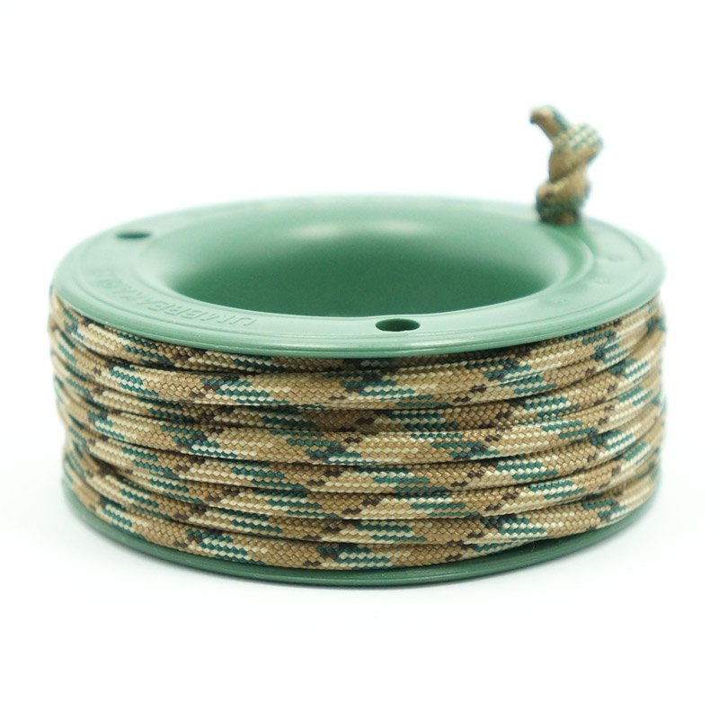 550 PARACORD MINI SPOOL - DARK MULTICAM - Hock Gift Shop | Army Online Store in Singapore