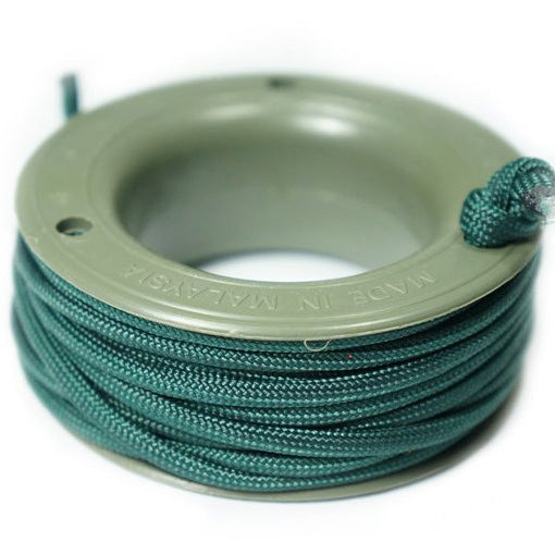 550 PARACORD MINI SPOOL - FOREST - Hock Gift Shop | Army Online Store in Singapore