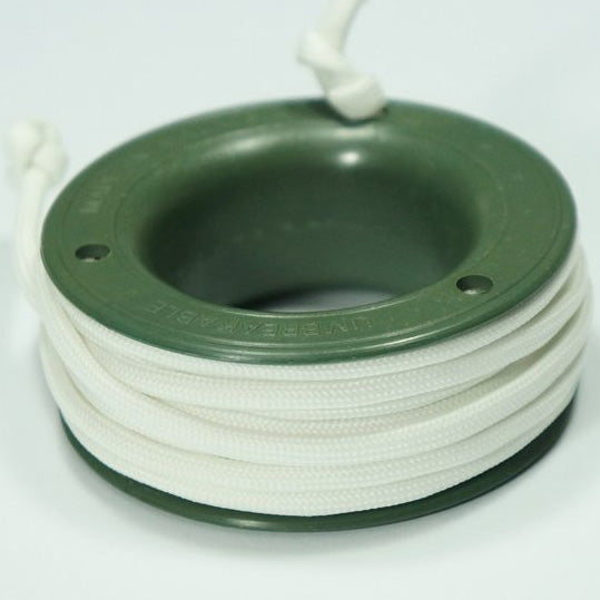550 PARACORD MINI SPOOL - GLOW WHITE - Hock Gift Shop | Army Online Store in Singapore