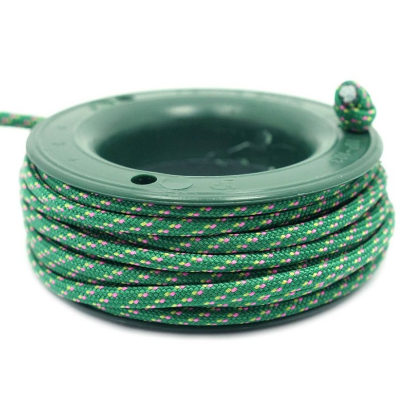 550 PARACORD MINI SPOOL - GRASS - Hock Gift Shop | Army Online Store in Singapore