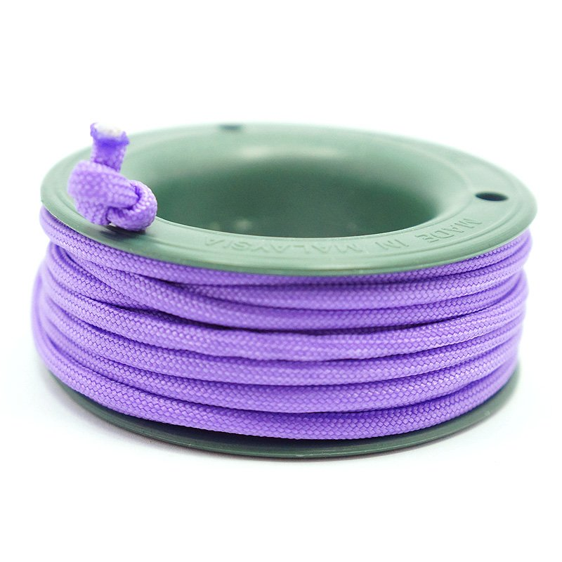 550 PARACORD MINI SPOOL - LAVENDER - Hock Gift Shop | Army Online Store in Singapore