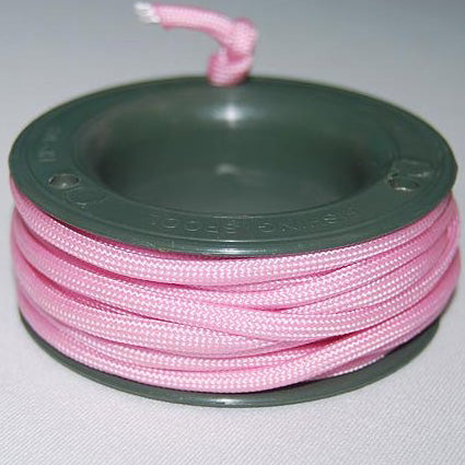 550 PARACORD MINI SPOOL - PRETTY IN PINK - Hock Gift Shop | Army Online Store in Singapore
