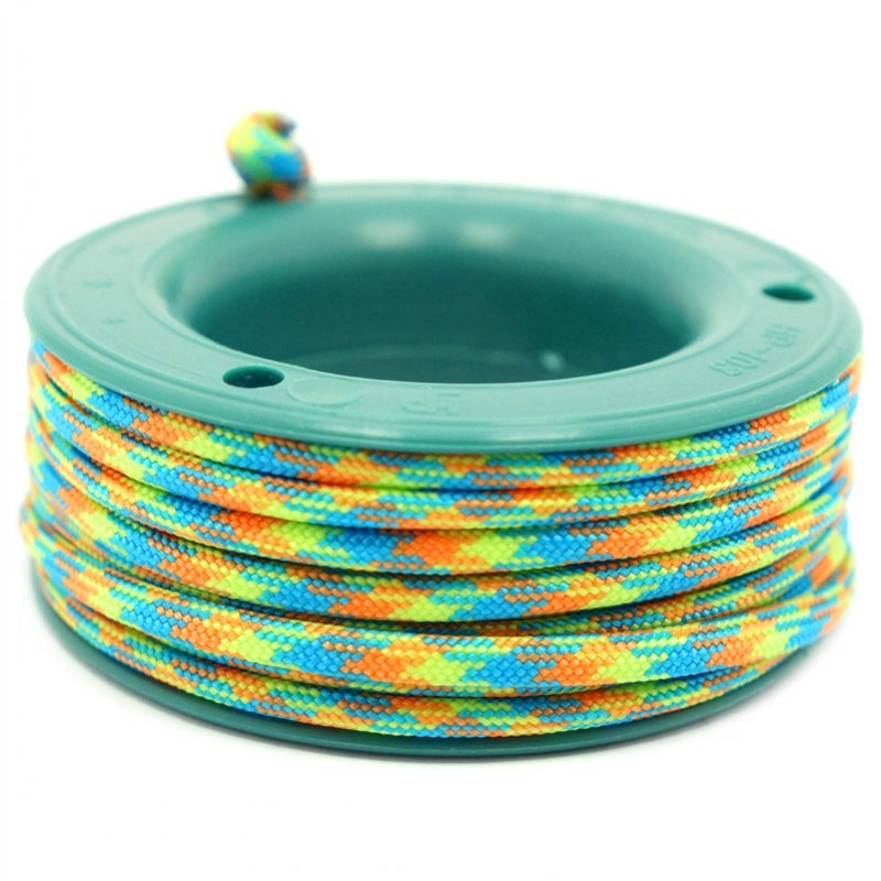 550 PARACORD MINI SPOOL - SUN . SEA . MOUNTAIN - Hock Gift Shop | Army Online Store in Singapore