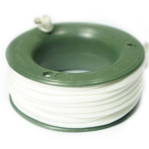 550 PARACORD MINI SPOOL - WHITE - Hock Gift Shop | Army Online Store in Singapore