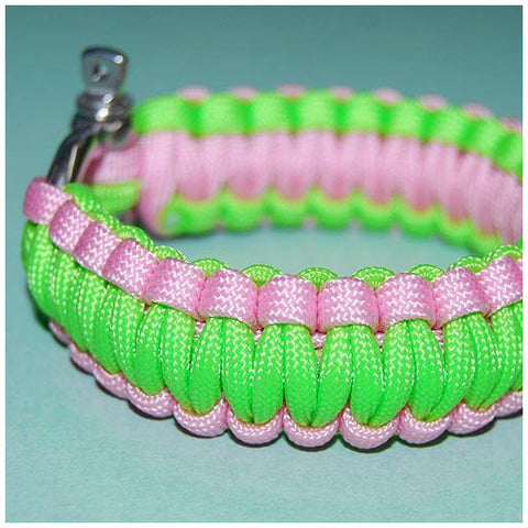 550 PARACORD SURVIVAL BRACELET - CUPCAKE - Hock Gift Shop | Army Online Store in Singapore