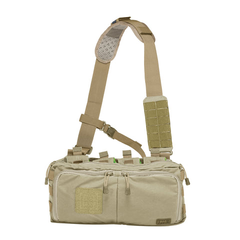5.11 TACTICAL 4 BANGER BAG - SANDSTONE - Hock Gift Shop | Army Online Store in Singapore