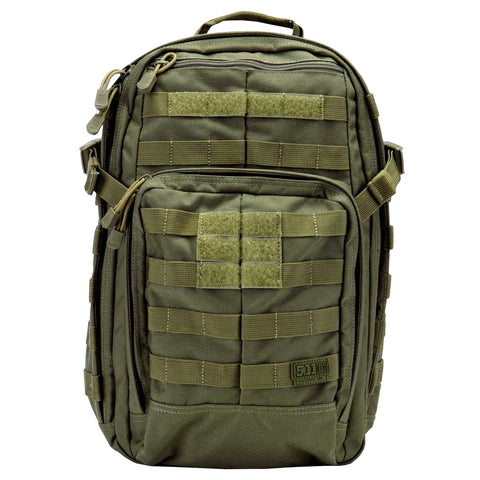 5.11 RUSH 12 BACKPACK - TAC OD - Hock Gift Shop | Army Online Store in Singapore