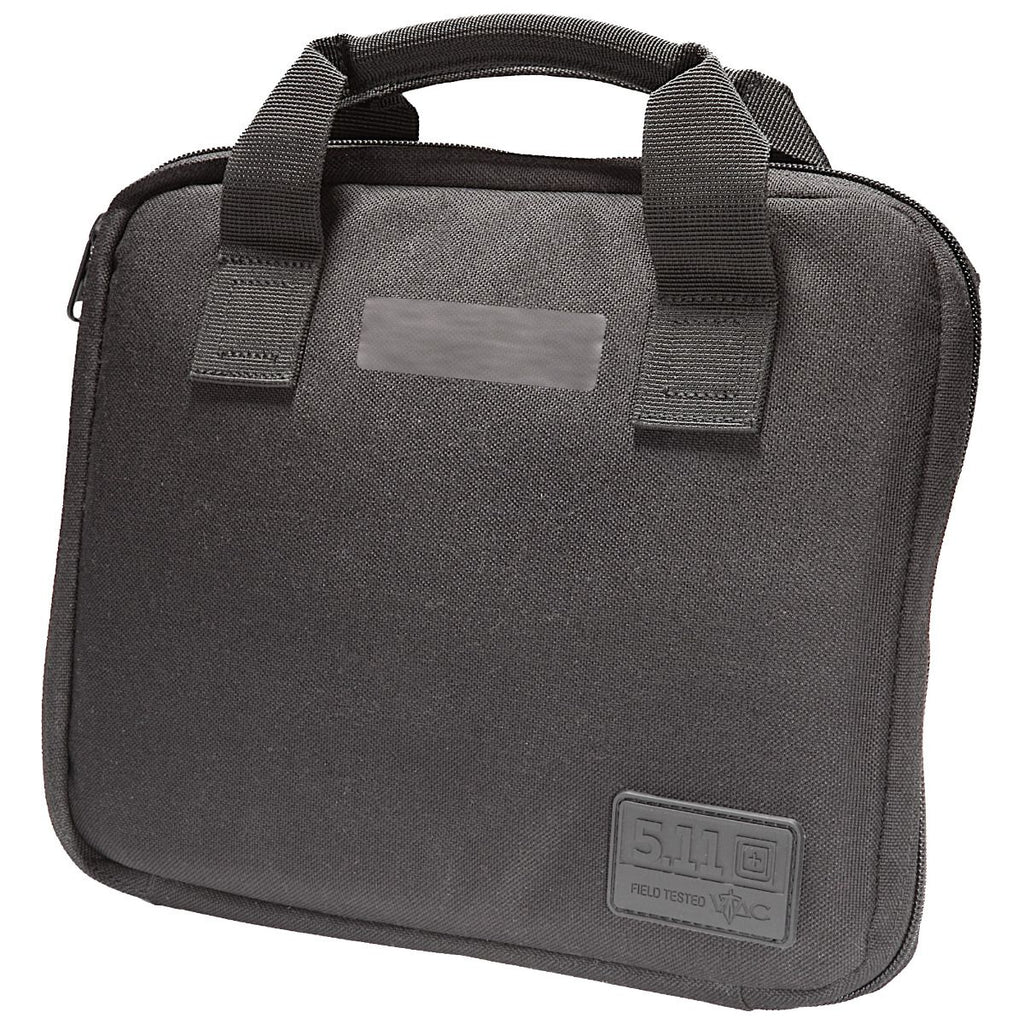 5.11 SINGLE PISTOL CASE - BLACK