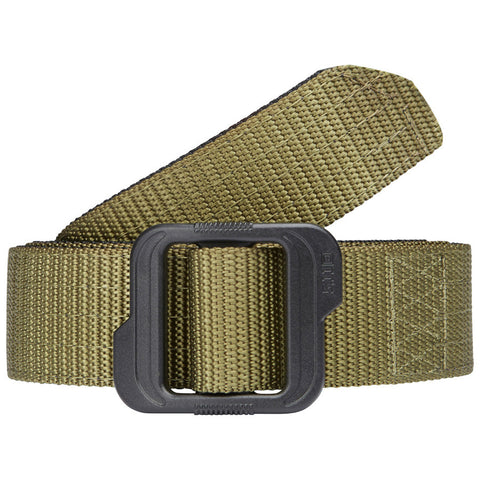 "5.11 DOUBLE DUTY TDU BELT 1.5"" WIDE - TDU GREEN - Hock Gift Shop 