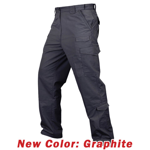 CONDOR SENTINEL TACTICAL PANTS - GRAPHITE