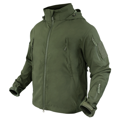 CONDOR SUMMIT ZERO LIGHTWEIGHT SOFT SHELL JACKET - OD