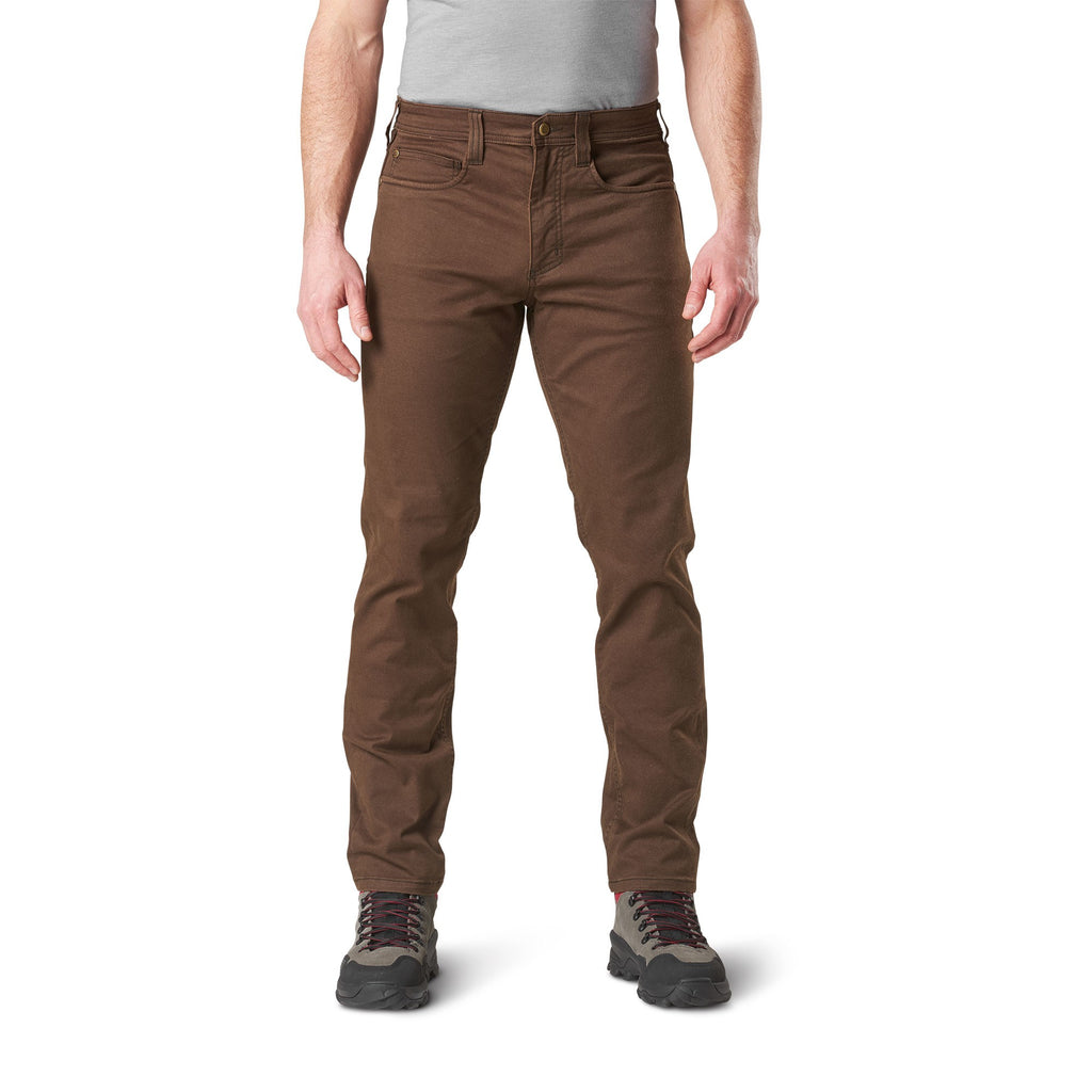 5.11 DEFENDER FLEX PANT (SLIM) - BURNT - Hock Gift Shop | Army Online Store in Singapore