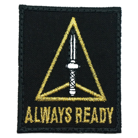 ADF PATCH 2017 - BLACK - Hock Gift Shop | Army Online Store in Singapore