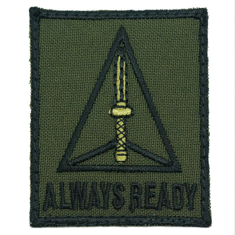 ADF PATCH 2017 - OD GREEN - Hock Gift Shop | Army Online Store in Singapore