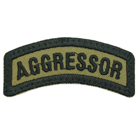 AGGRESSOR TAB - OLIVE GREEN