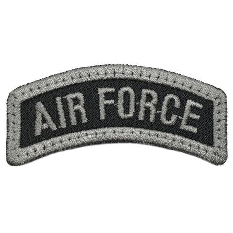 AIR FORCE TAB - BLACK FOLIAGE